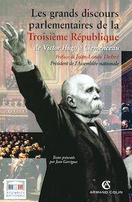 Téléchargez le livre :  Les grands discours parlementaires de la Troisième République