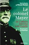 Télécharger le livre :  Le colonel Mayer