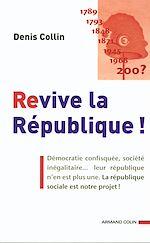 Téléchargez le livre :  Revive la République !