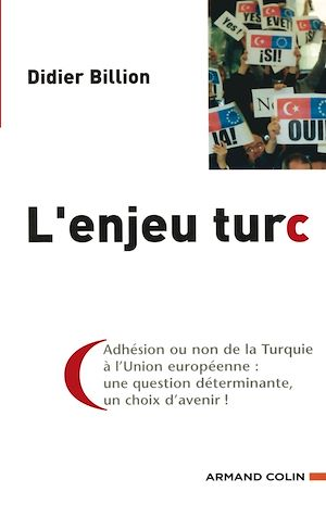Téléchargez le livre :  L'enjeu turc