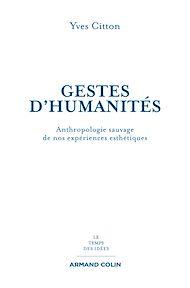 Téléchargez le livre :  Gestes d'humanités