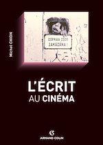 Download this eBook L'écrit au cinéma
