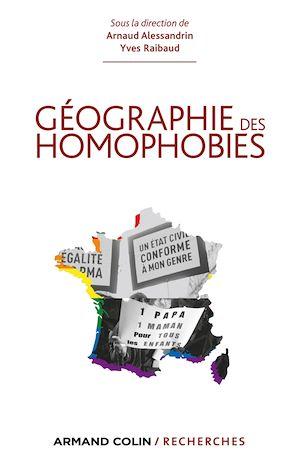 Téléchargez le livre :  Géographie des homophobies