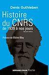 Télécharger le livre :  Histoire du CNRS de 1939 à nos jours
