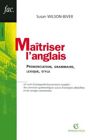 Téléchargez le livre :  Maîtriser l'anglais