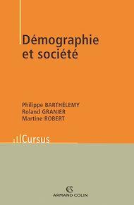 Téléchargez le livre :  Démographie et société