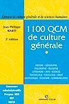 Télécharger le livre :  1100 QCM de culture générale