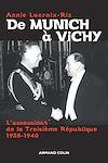 Télécharger le livre :  De Munich à Vichy