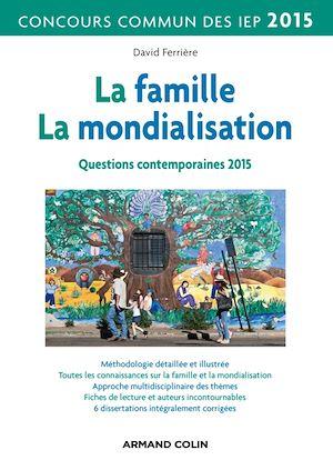 Téléchargez le livre :  La famille, La mondialisation