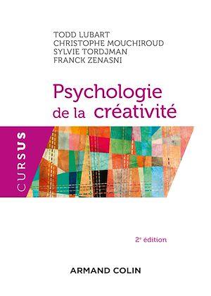 Téléchargez le livre :  Psychologie de la créativité - 2e édition
