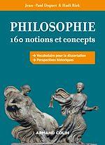Téléchargez le livre :  Philosophie : 160 notions et concepts
