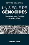 Télécharger le livre : Un siècle de génocides