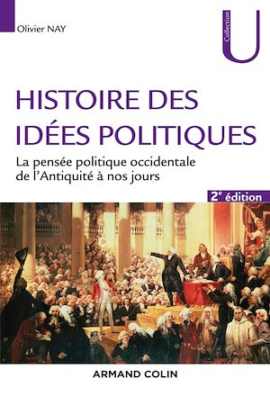 Téléchargez le livre :  Histoire des idées politiques - 2e éd.