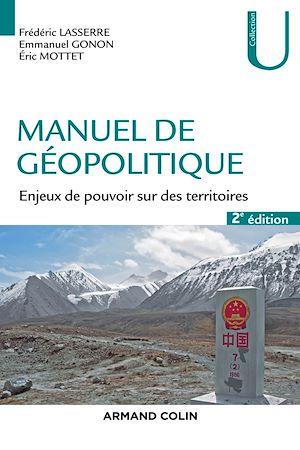 Téléchargez le livre :  Manuel de géopolitique - 2e éd.