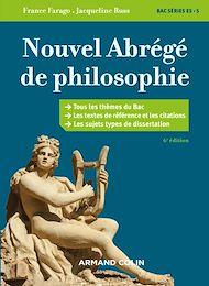 Téléchargez le livre :  Nouvel abrégé de philosophie - 6e éd.