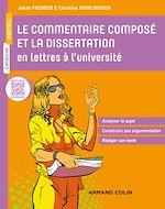 Download this eBook Le commentaire composé et la dissertation en lettres à l'université