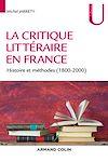 Télécharger le livre : La critique littéraire en France