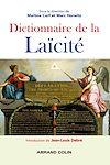 Télécharger le livre : Dictionnaire de la laïcité - 2e éd.