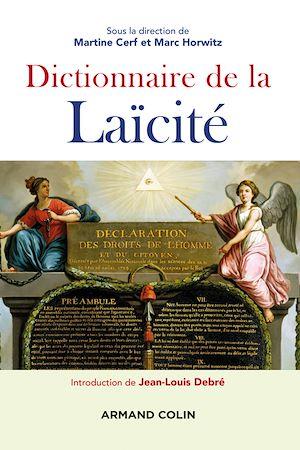 Téléchargez le livre :  Dictionnaire de la laïcité - 2e éd.