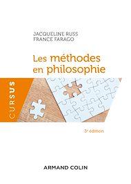 Téléchargez le livre :  Les méthodes en philosophie - 3e éd.