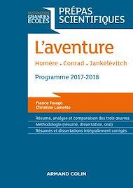 Téléchargez le livre :  L'Aventure - Homère - Conrad - Jankélévitch