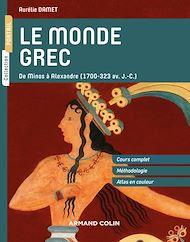 Téléchargez le livre :  Le monde grec