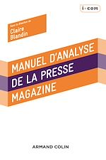 Download this eBook Manuel d'analyse de la presse magazine