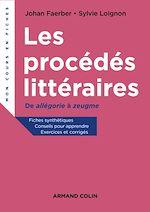 Download this eBook Les procédés littéraires