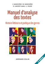 Download this eBook Manuel d'analyse des textes - 2e éd.