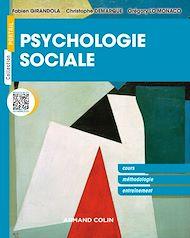 Téléchargez le livre :  Psychologie sociale