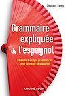 Télécharger le livre :  Grammaire expliquée de l'espagnol