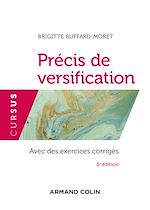 Download this eBook Précis de versification - 3e éd.