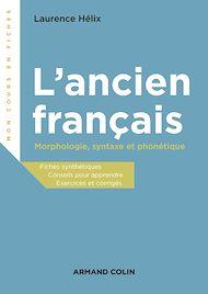 Téléchargez le livre :  L'ancien français