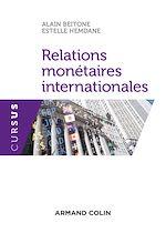 Download this eBook Relations monétaires internationales