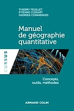 Download this eBook Manuel de géographie quantitative