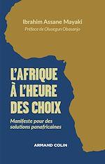 Download this eBook L'Afrique à l'heure des choix