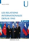 Télécharger le livre :  Les relations internationales depuis 1945 - 16e éd.
