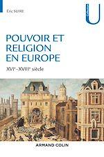 Download this eBook Pouvoir et religion en Europe