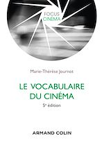 Download this eBook Le vocabulaire du cinéma