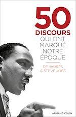 Download this eBook 50 discours qui ont marqué notre époque