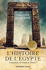 Téléchargez le livre :  L'Histoire de l'Egypte comme si vous y étiez
