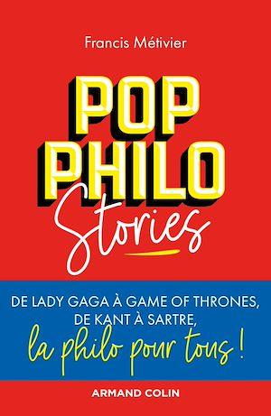 Téléchargez le livre :  Pop philo Stories