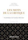 Télécharger le livre :  Les mots de la critique