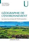 Télécharger le livre :  Géographie de l'environnement