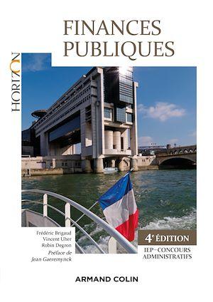 Téléchargez le livre :  Finances Publiques - 4e éd. - IEP-Concours administratif
