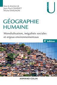 Téléchargez le livre :  Géographie humaine - 4e éd.