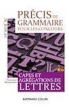 Télécharger le livre :  Précis de grammaire pour les concours - 6e éd.