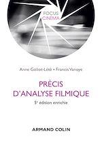 Download this eBook Précis d'analyse filmique - 5e éd.