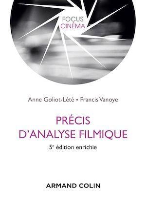 Téléchargez le livre :  Précis d'analyse filmique - 5e éd.