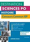 Télécharger le livre :  Histoire  - Concours commun IEP - 2e éd.